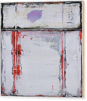 Art Print Square6 Wood Print