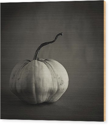 Wood Print featuring the photograph Squash by Tim Nichols