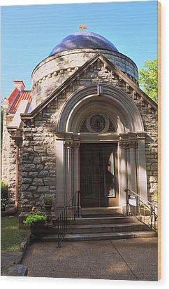 St Elizabeth's Catholic Church Wood Print