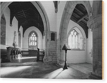 St. Michael's Church Wood Print