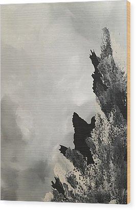 Stanza Wood Print