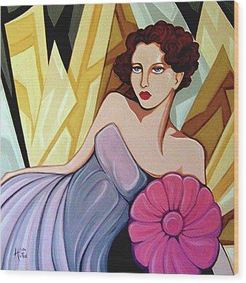Starlet 1935 Wood Print