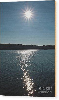 Starlight Starbright Wood Print