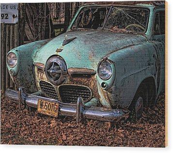 Starlite Coupe Wood Print