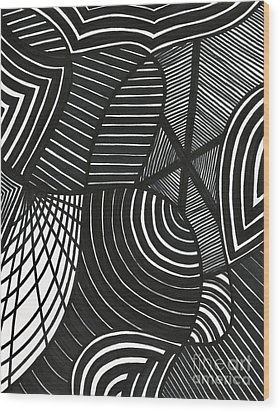 Stealth Wood Print