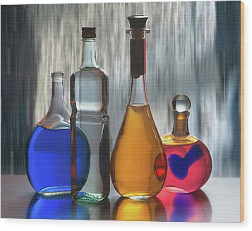 Wood Print featuring the photograph Still Life by Vladimir Kholostykh