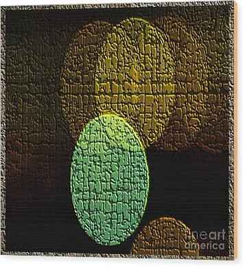 Stoneware Wood Print by Belinda Threeths