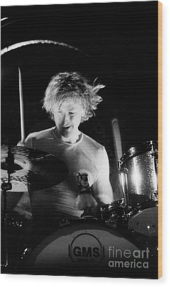 Stp-2000-eric-0922 Wood Print by Timothy Bischoff