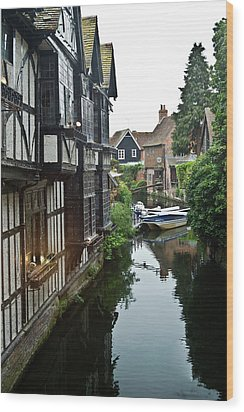Stratford Upon Avon 7 Wood Print by Douglas Barnett
