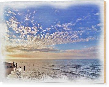Wood Print featuring the photograph Summer Daydream by John Hansen