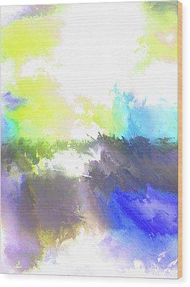 Summer IIi Wood Print