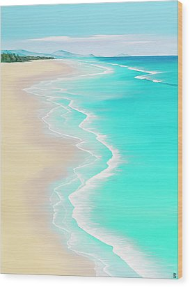 Summer Rendezvous Wood Print by Colin Perini