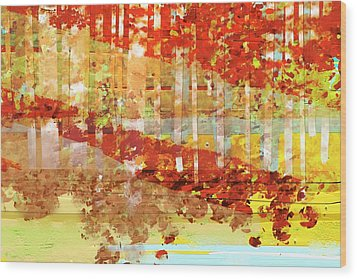 Sundance Wood Print