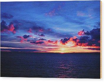Sunrise Over Western Australia I I I Wood Print