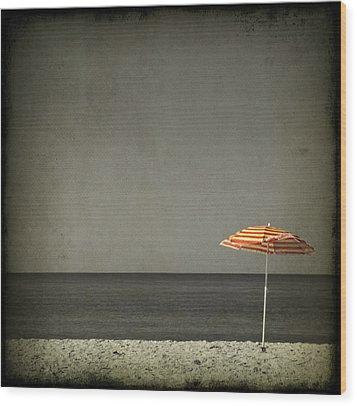 Sweet Escape Wood Print by Evelina Kremsdorf