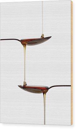 Sweet Wood Print by Gert Lavsen