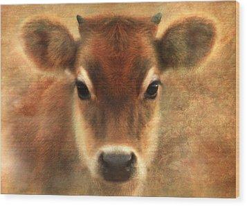 Sweet Sweet Baby Wood Print