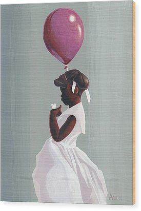 Sweetie Wood Print