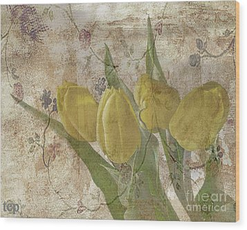Wood Print featuring the photograph Sweetness by Traci Cottingham