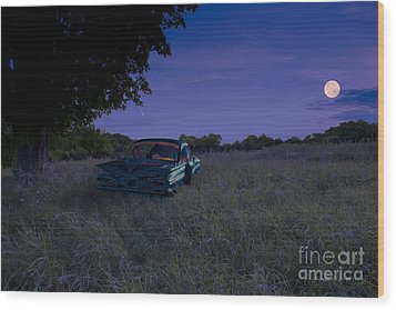 Take A Picture Of This... Wood Print by Gordon Wood