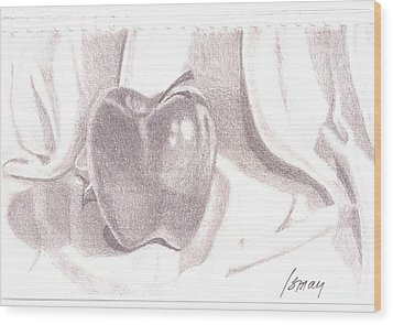 Teacher's Pet Wood Print by Rod Ismay