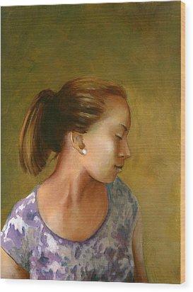 Tessa Wood Print