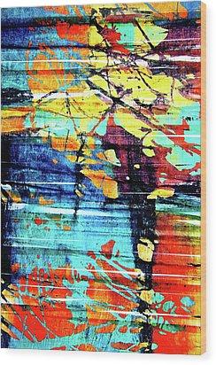 That Beauty You Possess Wood Print