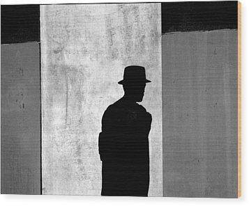 The Last Time I Saw Joe Wood Print