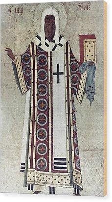 The Metropolitan Alexis Wood Print by Granger