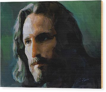 The Nazarene Wood Print