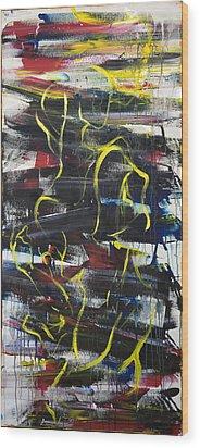 The Noose Wood Print by Sheridan Furrer