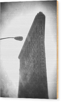 Wood Print featuring the photograph The Old Neighbourhood by Steven Huszar