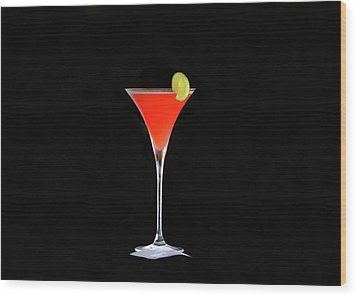 Wood Print featuring the photograph The Perfect Drink by David Lee Thompson