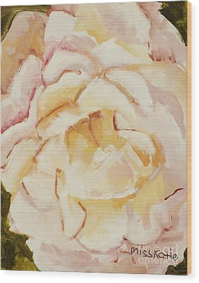 The Rose Wood Print by Katie OBrien - Printscapes