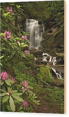 The Tropics Of North Carolina Wood Print