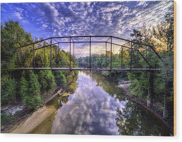 Wood Print featuring the photograph This Is Alabama by JC Findley