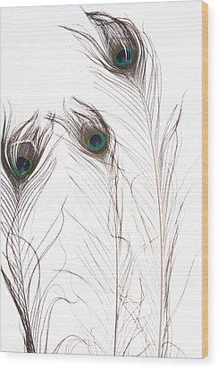 Tickles Series Image 1 Wood Print