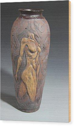 Torsos  Wood Print by Dan Earle