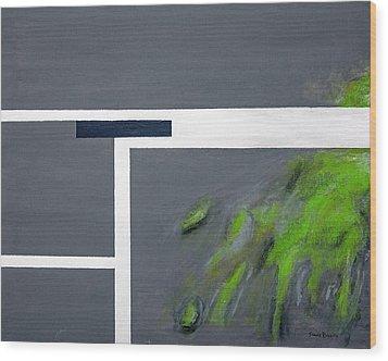 Toxic Wood Print by Slade Roberts