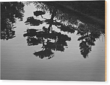 Tranquility II Wood Print