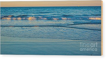 Wood Print featuring the photograph Tranquility by Michelle Wiarda