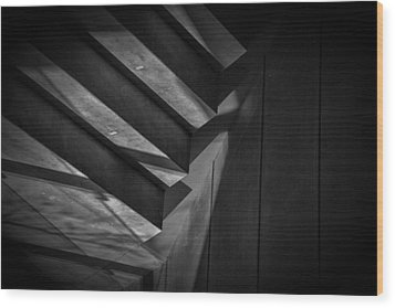Wood Print featuring the photograph Tread Lightly by Tim Nichols