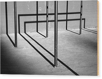 Triad 2004 1 Of 1 Wood Print