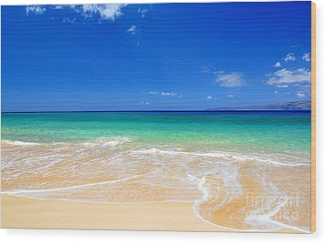 Wood Print featuring the photograph Tropical Fantasy  by Kelly Wade