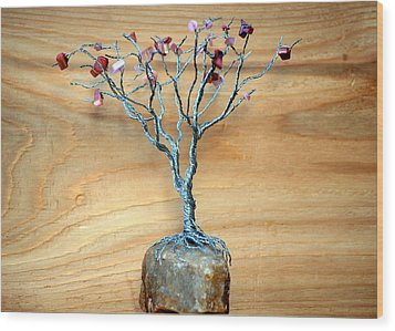 Tulip Tree Wood Print