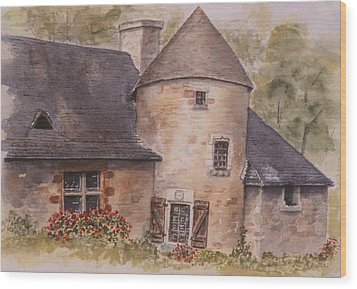 Turenne  Wood Print