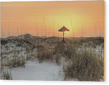 Wood Print featuring the photograph Turn On The Light by JC Findley