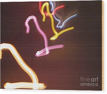 Wood Print featuring the photograph Twenty Two by Ausra Huntington nee Paulauskaite