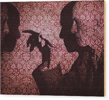U N Me  Wood Print by Jerry Cordeiro