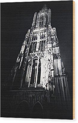 Ulmer Muenster 2 Wood Print